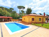 5 bedroom Villa in Lloret de Mar, Costa Brava, Spain : ref 2235547