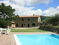 4 bedroom Villa in Cortona, TUSCANY, Italy : ref 2244500