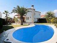 4 bedroom Villa in L Ampolla, Costa Daurada, Spain : ref 2299461