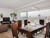 Bright 3 Bedroom Apartment in Vila Olimpia