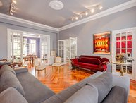Colorful 3 Bedroom House in Providencia