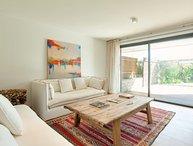 Beautiful 3 Bedroom Beachside Apartment in Manantiales