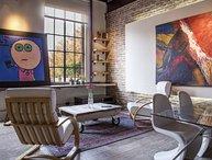 Artful Loft Apartment in Palermo Hollywood