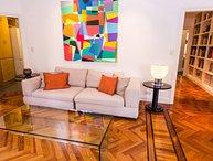 Classic  2 Bedroom Apartment in Recoleta