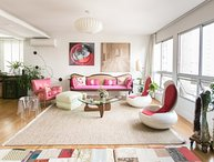 Contemporary 2 Bedroom Apartment Located in Jardins