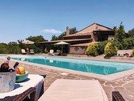 4 bedroom Villa in Narni, Umbria, Spoleto, Italy : ref 2090157