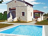 4 bedroom Villa in Kanfanar, Istria, Croatia : ref 2095365