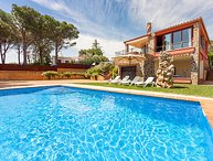 4 bedroom Villa in Calonge, Costa Brava, Spain : ref 2218426