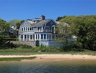 Spectacular Waterfront home w/private beach in Harwich Port (linens incl): 019-H