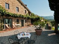 4 bedroom Apartment in Lucca, Garfagnana, Tuscany, Italy : ref 2385758