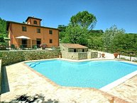 4 bedroom Apartment in San Casciano In Val Di Pesa, Chianti, Tuscany, Italy : ref 2385856