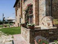 4 bedroom Villa in Certaldo, Chianti, Tuscany, Italy : ref 2386138