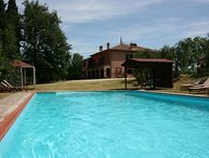 8 bedroom Villa in San Savino, Val D orcia, Tuscany, Italy : ref 2386224