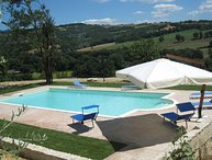 5 bedroom Apartment in Todi, Umbria, Italy : ref 2386245