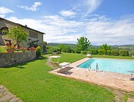 4 bedroom Villa in San Gimignano, Central Tuscany, Tuscany, Italy : ref 2386597