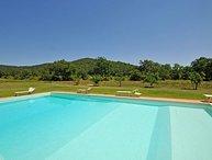 5 bedroom Apartment in Marsiliana, Maremma, Tuscany, Italy : ref 2386618