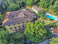 10 bedroom Villa in Londa, Central Tuscany, Tuscany, Italy : ref 2386800