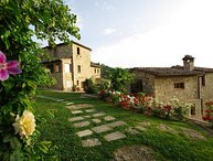 7 bedroom Villa in Montepulciano, Val D orcia, Tuscany, Italy : ref 2387244