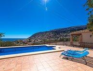 4 bedroom Villa in Alicante, Calpe, Costa Blanca, Spain : ref 2036213