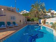5 bedroom Villa in Alicante, Calpe, Costa Blanca, Spain : ref 2036232
