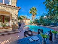 4 bedroom Villa in Calpe, Costa Blanca, Spain : ref 2036253