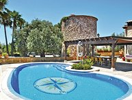 5 bedroom Villa in Muro, Balearic Islands, Mallorca : ref 2037108