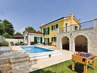 3 bedroom Villa in Medulin, Istria, Croatia : ref 2087919