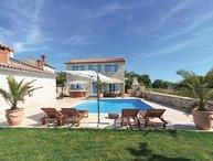 2 bedroom Villa in Barban-Hrboki, Barban, Croatia : ref 2219326
