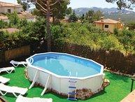 4 bedroom Villa in Lloret de Mar, Costa Brava, Spain : ref 2281127