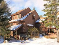 Pet Friendly Ski Vacation Condo in Waterville Valley Resort