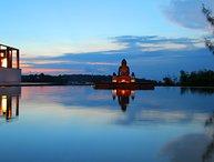 Villa Soma Jimbaran Hill Bali 4/5 Bdrm Modern Luxury Sea Views Walk to Beach