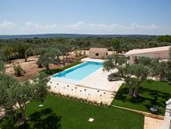 Charming villa near Alberobello and the Apulian coast  - Villa Melinda