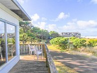 Charming Oceanview Home, Beach Access Across the Street & Located  in Village