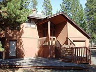 Sunriver at its Best with Your Dog and Small Group of Friends or Family!