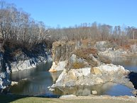 Tenneyson on the Quarry