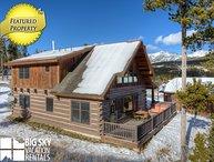 Big Sky Resort   Powder Ridge Cabin 19 Manitou
