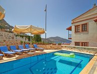 5 bedroom Villa in Kalkan, Mediterranean Coast, Turkey : ref 2249374