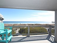 Patch of Paradise - Oceanfront duplex with a dock, sleeps 9