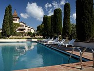 Villa Malvasia vacation holiday large villa rental spain, sitges, near