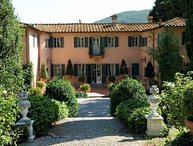 Villa Natalie vacation holiday luxury villa rental italy, tuscany, lucca