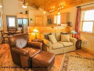 Sleeps 4, 0.5 Miles From Ski Slopes, Beautiful Stream, Hiking, Broad Windows