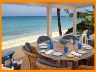 Beautiful 3 Bed Beachfront Cottage - Beach Access