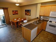 2 Bedroom Condo with Private Hot Tub in Kimberley