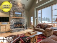 Big Sky Moonlight Basin | Moonlight Mountain Home 4 Shadow Ridge
