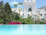 Santorini - Gv - The Winegrowers Mansion Kyani with pool & 3 B/R in a quaint village